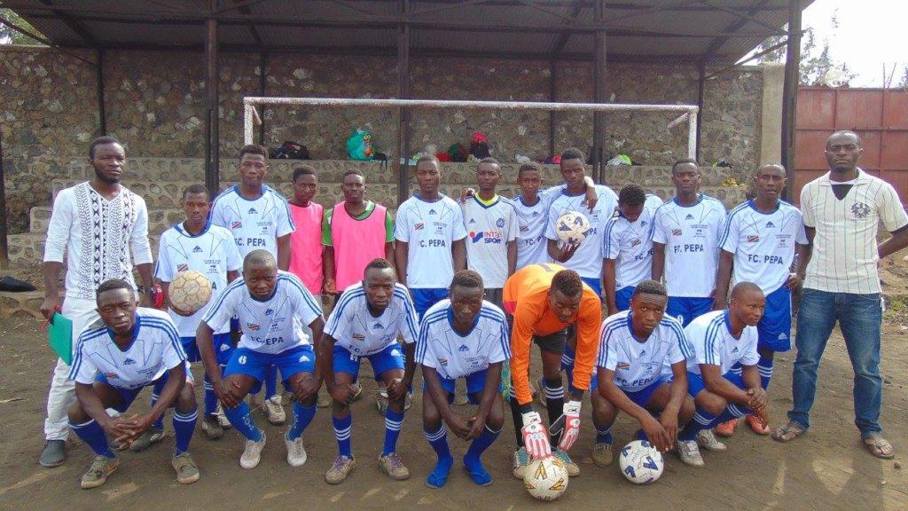 Soccer for Peace Africa