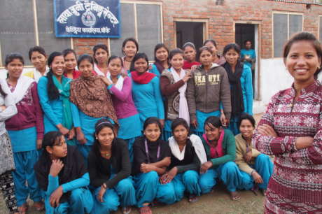 Vocational Training for Freed Child Slaves, Nepal