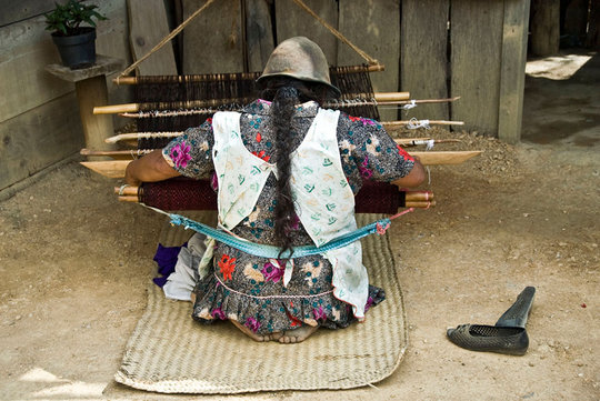 """Cover Image """"Weaving yarn, Weaving cultures..."""""""
