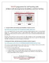 A description of our family resources (PDF)