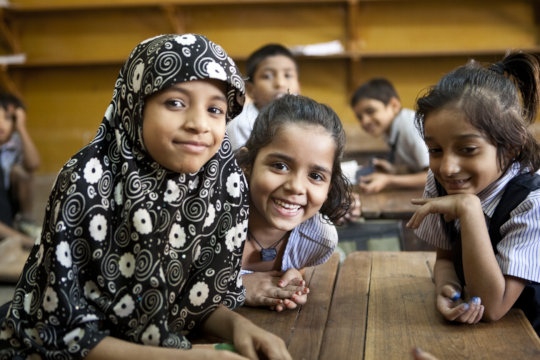 Supporting Children with Disabilities in Pakistan