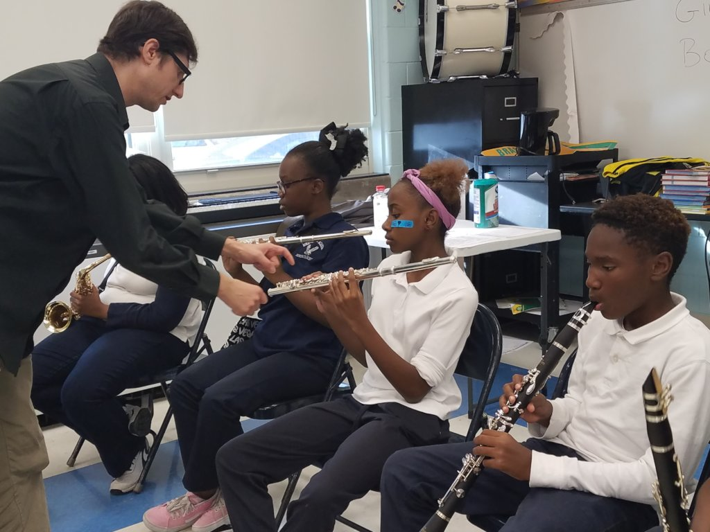 New Instruments for 200 Chicago Youth!