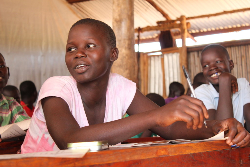 Help Prevent Child Brides in South Sudan