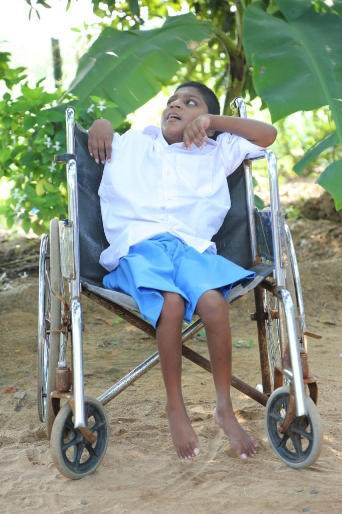 Support A Child living with Cerebral Palsy