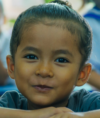 Let's Serve Lunch for Children in Cambodia!