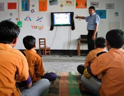 Brighten poor Bangladeshi youths with technology
