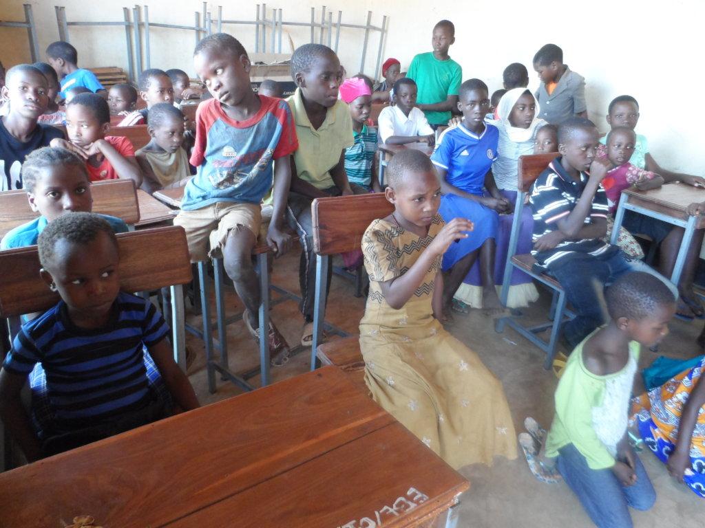 CONSTRUCTION EARLY CHILDREN CENTRE IN TANZANIA.
