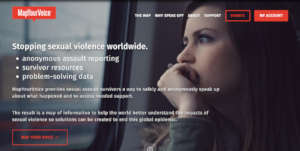 Help support 1 million sexual violence survivors