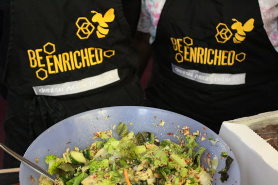 Be Enriched against Food Waste in SW London