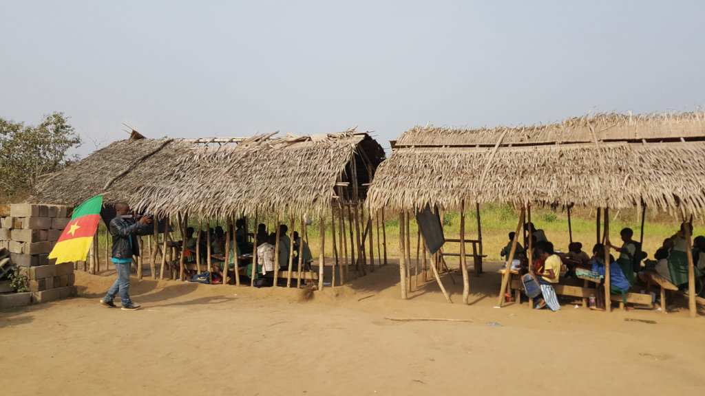 Help Educate Displaced & Deprived Kids in Cameroon