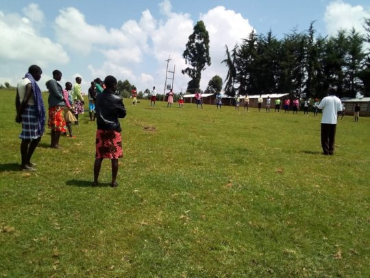 The most affected group on Mt. Elgon were women.