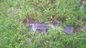 Gun turned in after workshop in Mt. Elgon