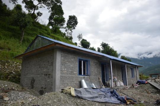Roof Renovation.