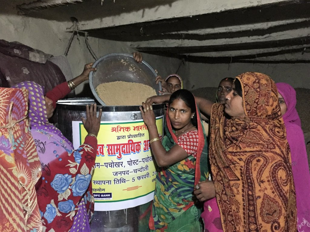 Enable Food Security with Storage Bins in Kanpur