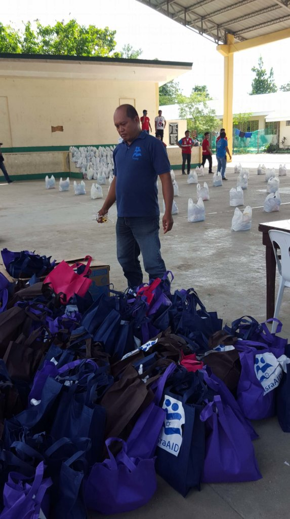 Typhoon Vinta relief & recovery in the Philippines