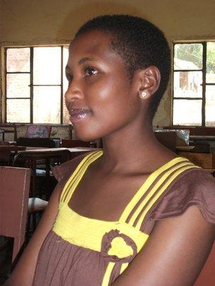 Tanzanian teacher