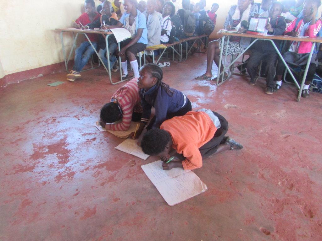 Educating 200 Teenage Mothers in Rural Communities
