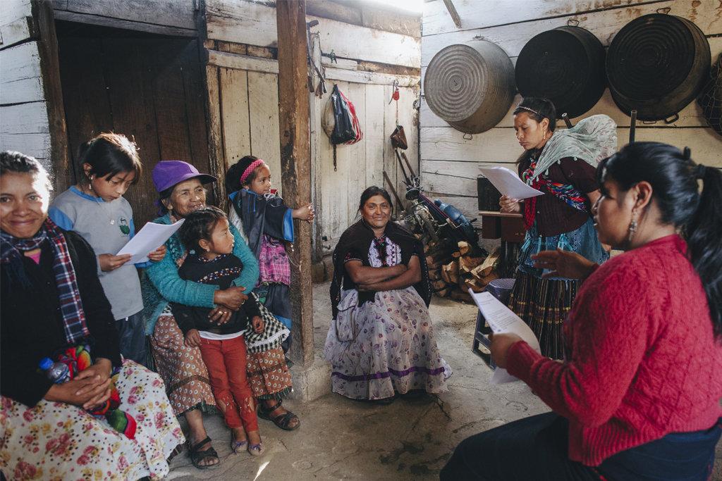 Opportunities & Hope for Guatemalan Maya Women