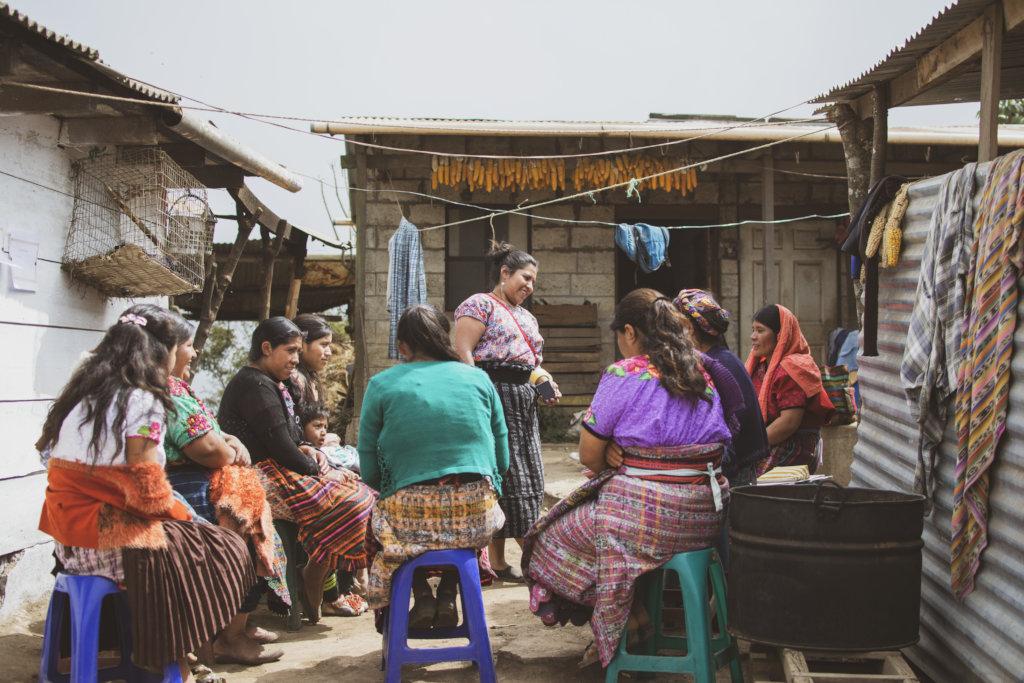 Empower 200 Maya women to leadership in Guatemala