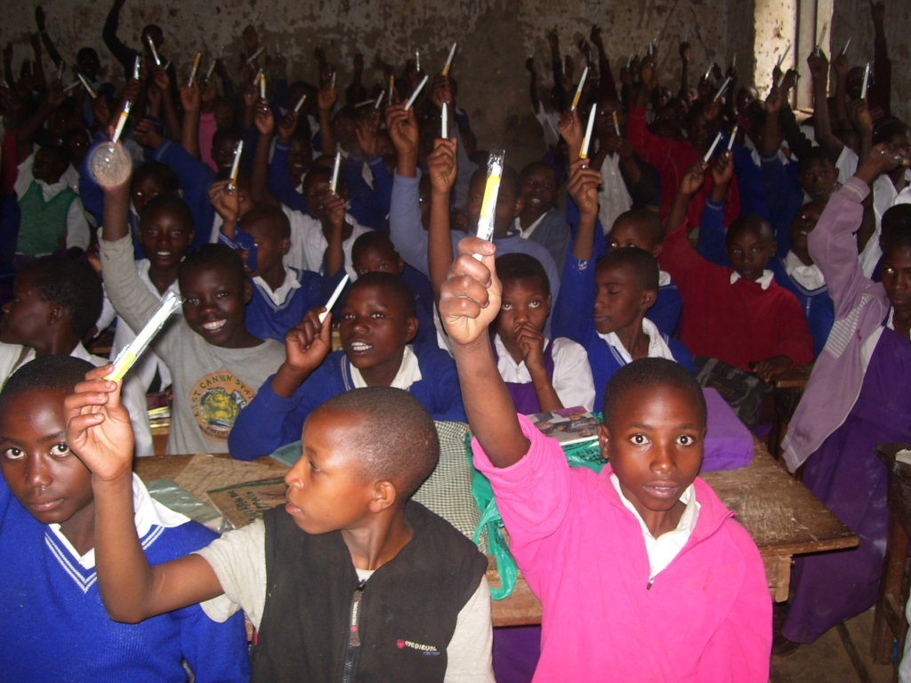 Build Two Classrooms for Orphans in uganda