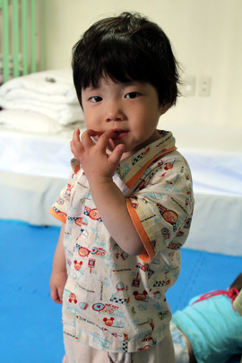 Special Care Nursery for Orphaned Babies