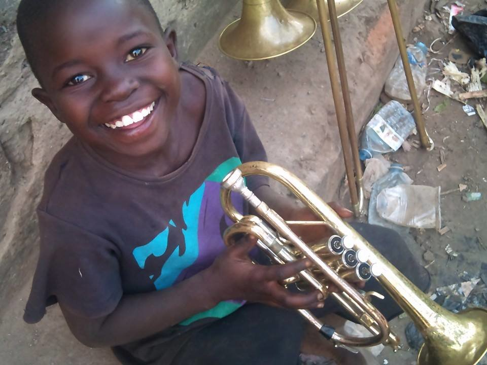 Help Saved by Music Foundation children get a home
