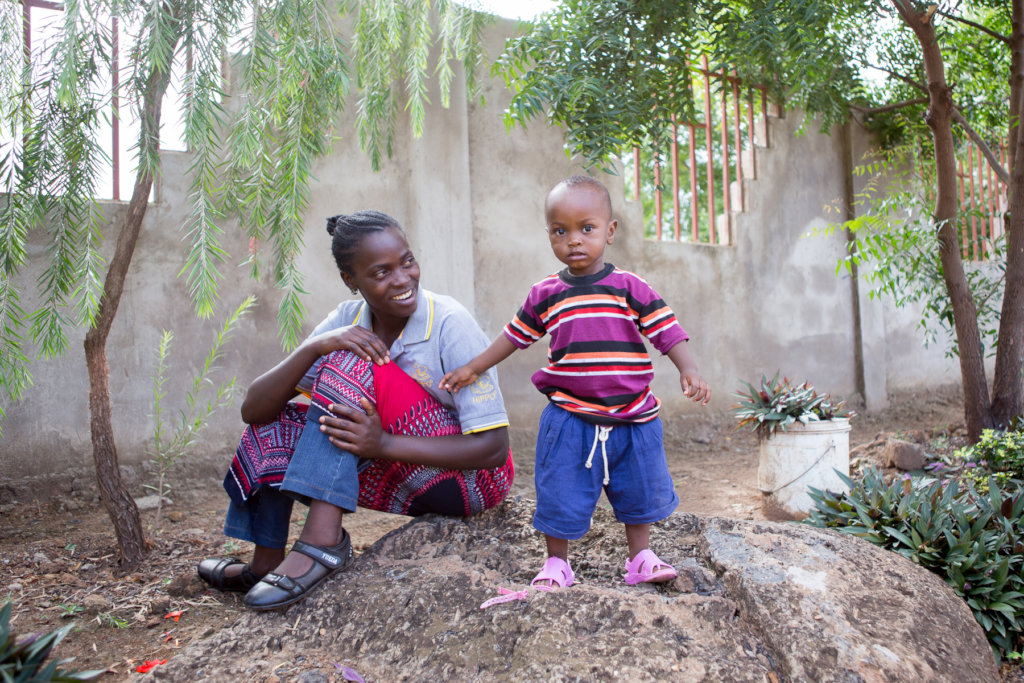 Building of a Mother & Child Unit in Tanzania