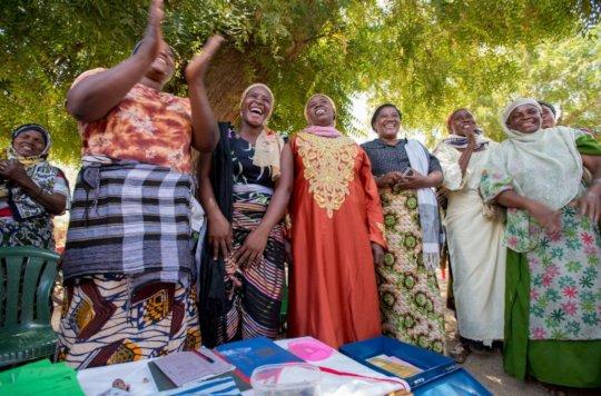 Empower women through financial access & service