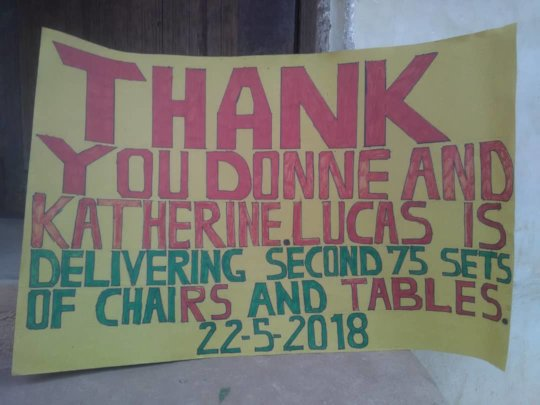 Thank you, Donne. ;)