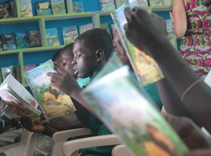 Educational Aid for Disadvantaged Children - Ghana