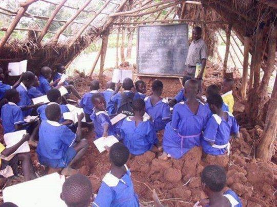 Build a School for 6500 Poor Children  in Uganda