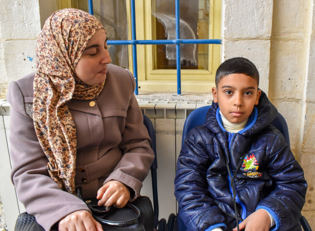 Help 100 traumatized Palestinian children succeed