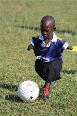 Sports for African children with Disabilities