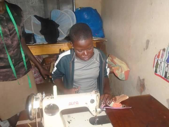 Empowerment for disadvantaged girls and women