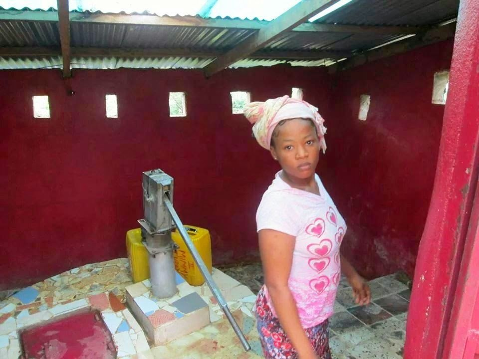 WCC water project (Sierra Leone)
