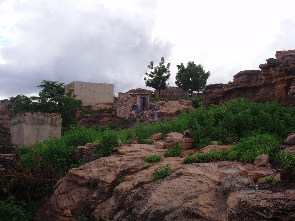 Bandiagara Coura Homes