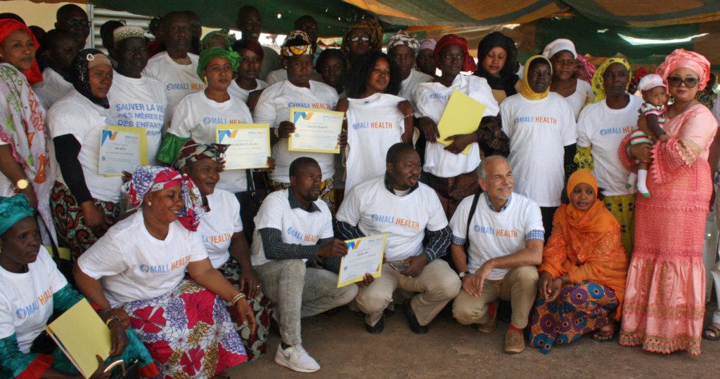 The Mali Health CHW Team