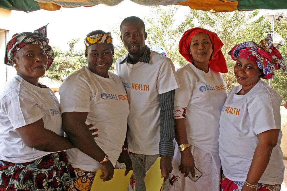 Mali Health Community Health Workers