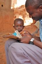Malik, our Community Health Worker