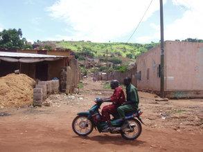 Road to Sourakabougou