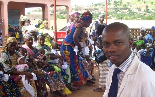 Action For Health : Empowering Communities in Mali