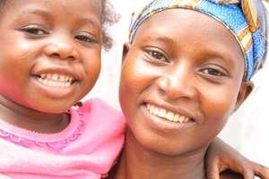 Malian Mother & Child