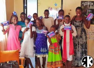KenyanKids Sanitary Pads Program