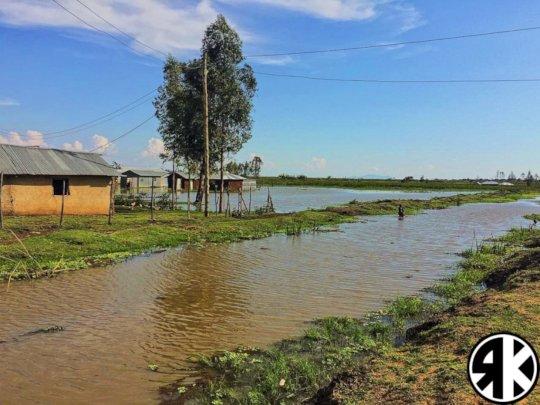 Floods in Dunga Community