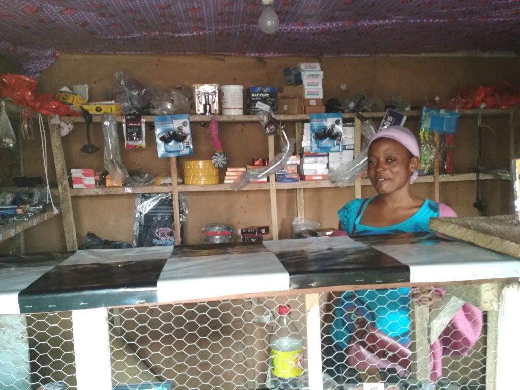 Build a Mechanics shop with Gladys