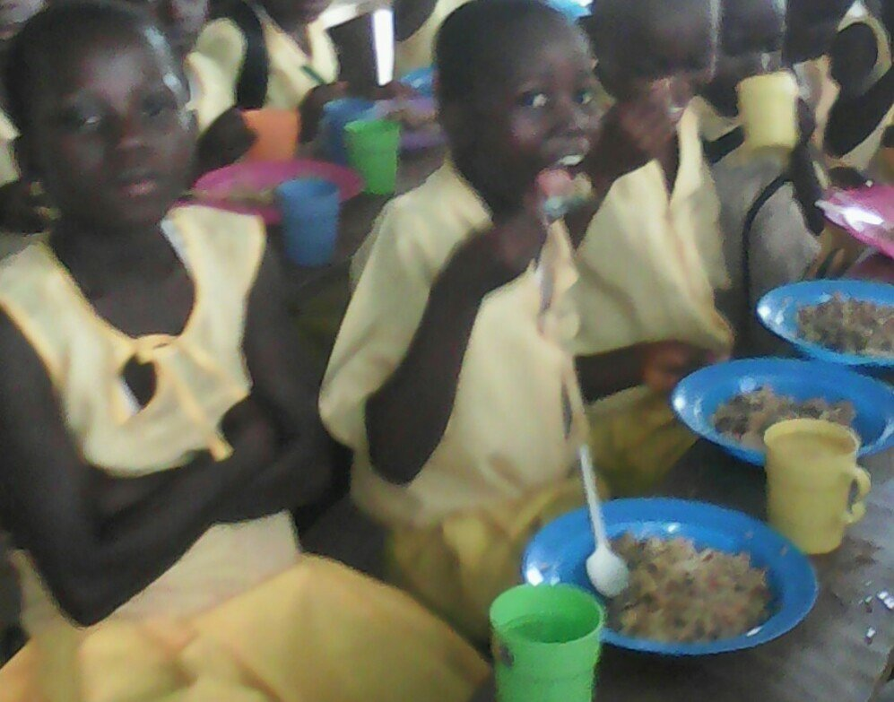 Provide lunch for 200 orphans in mile 91