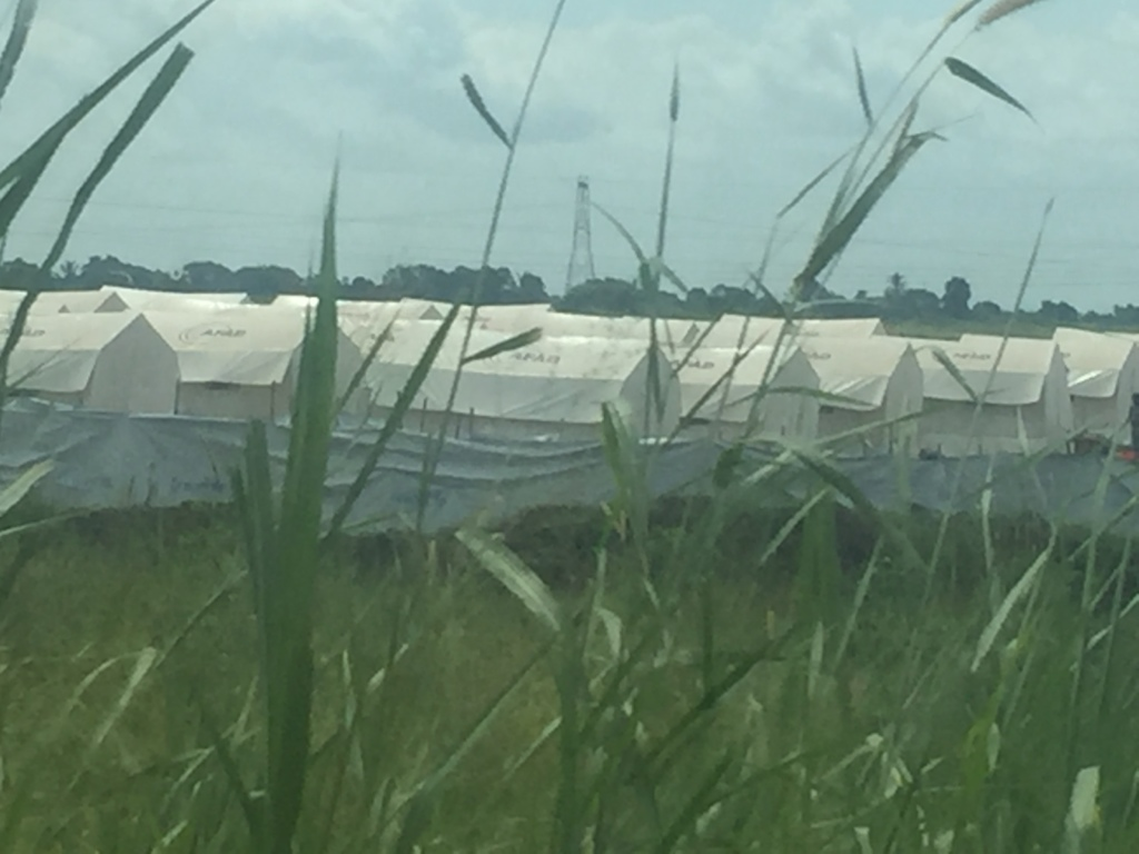 Cyclone Idai Displacement Camp