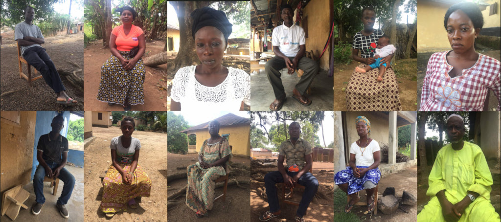 WeSurvive: Stories of the Ebola Outbreak