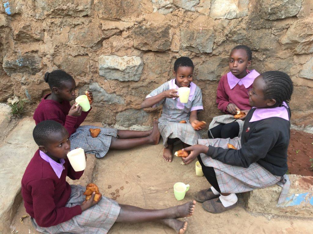 Pass the Mic! to Kibera Girls  Literacy project