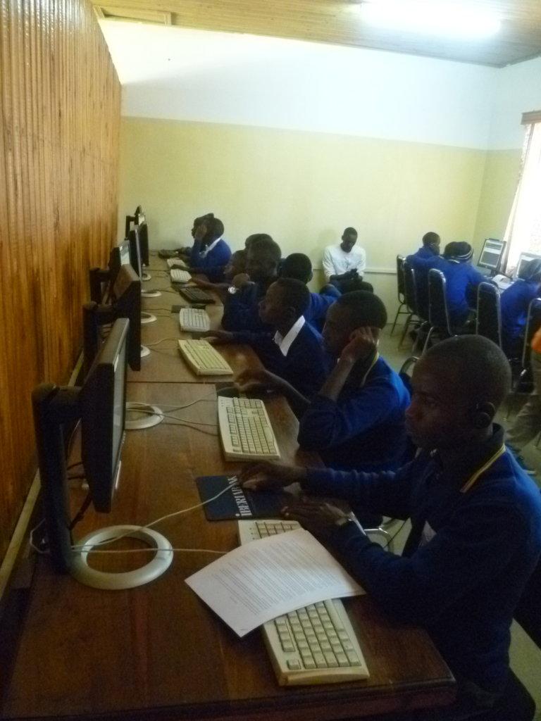 Computer Literacy Program in Iringa Tanzania